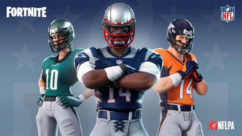 Resultado de imagem para Fortnite NFL