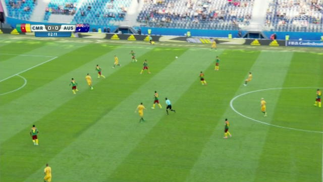 Socceroos unable to best Cameroon