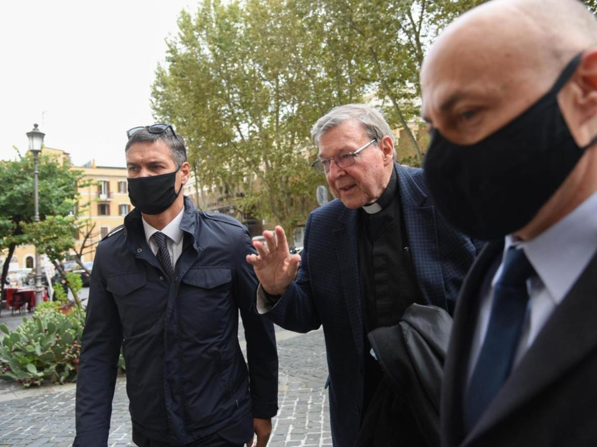 The penalty hearing against media charged over the Cardinal George Pell case continues on Wednesday. Photo: Victor Sokolowicz