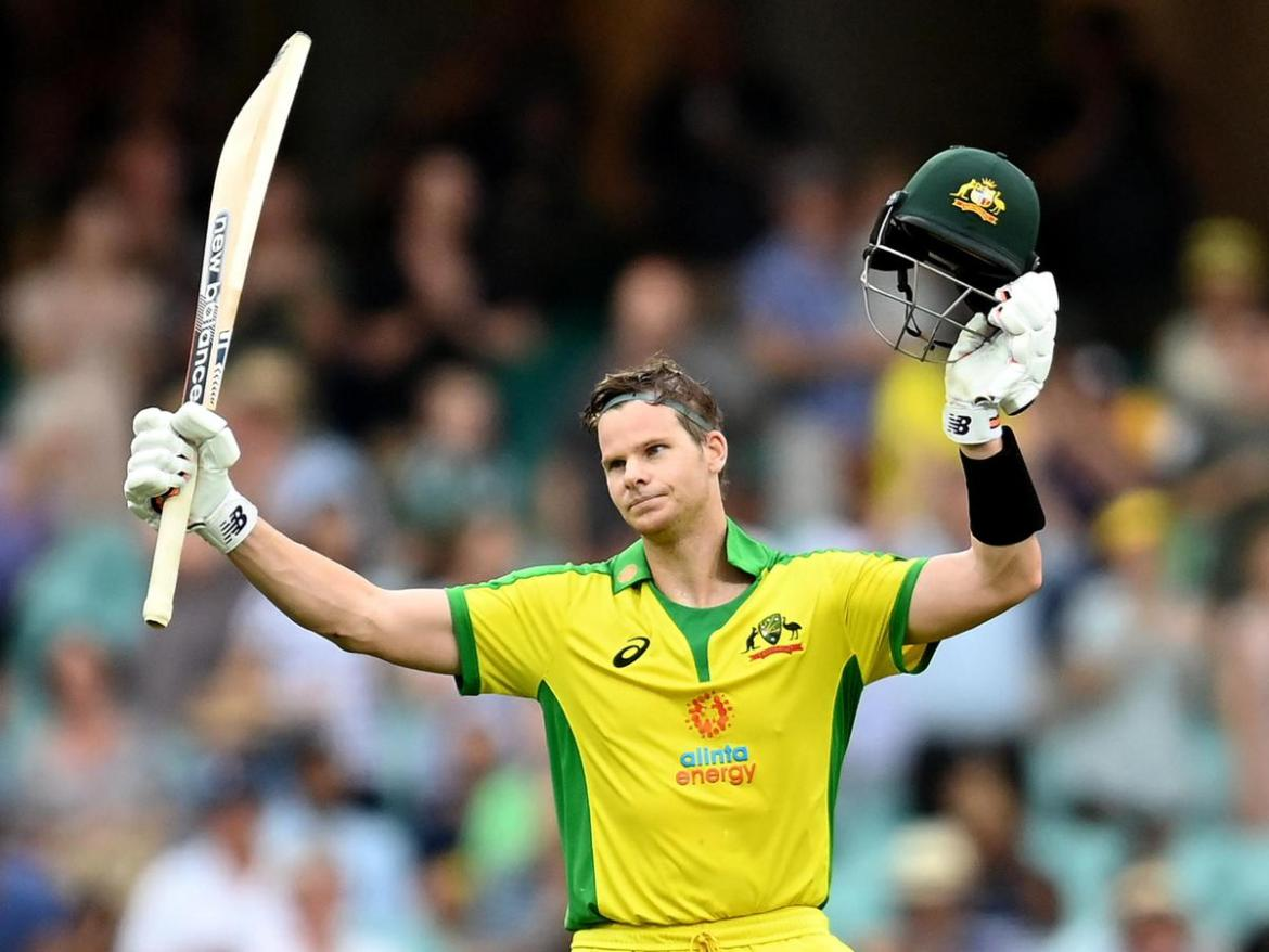 Steve Smith dominated the ODI series against India to claim his third Allan Border Medal.