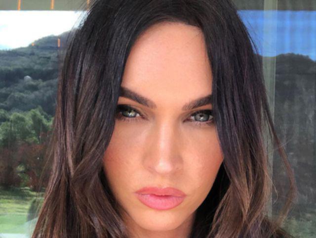Megan Fox penned a touching tribute to her boyfriend, rapper Machine Gun Kelly.