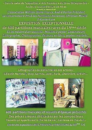 """L'exposition """"Art Premier"""" s'enrichit"""