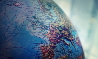 Shallow Focus Photo of World Globe