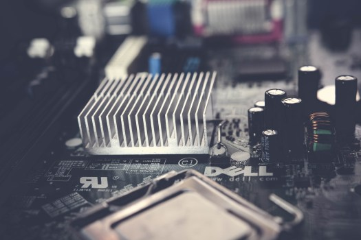 Heatsink can save the day