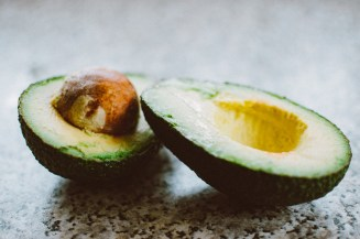 Selective Focus Photography Of Sliced Avocado