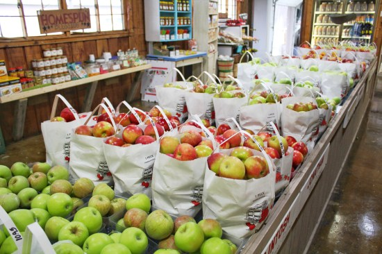Photo of Apples in Supermarket