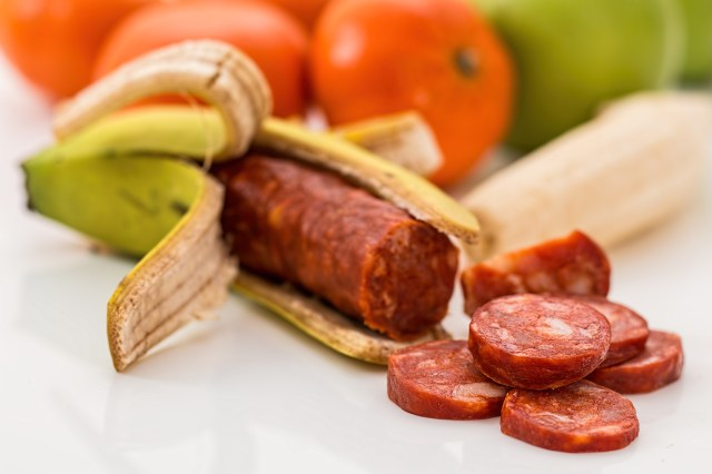 Slice Sausage