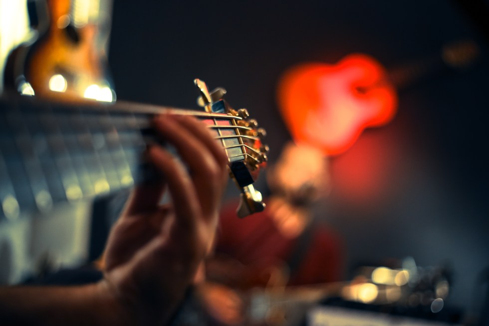 gitaarles roosendaal