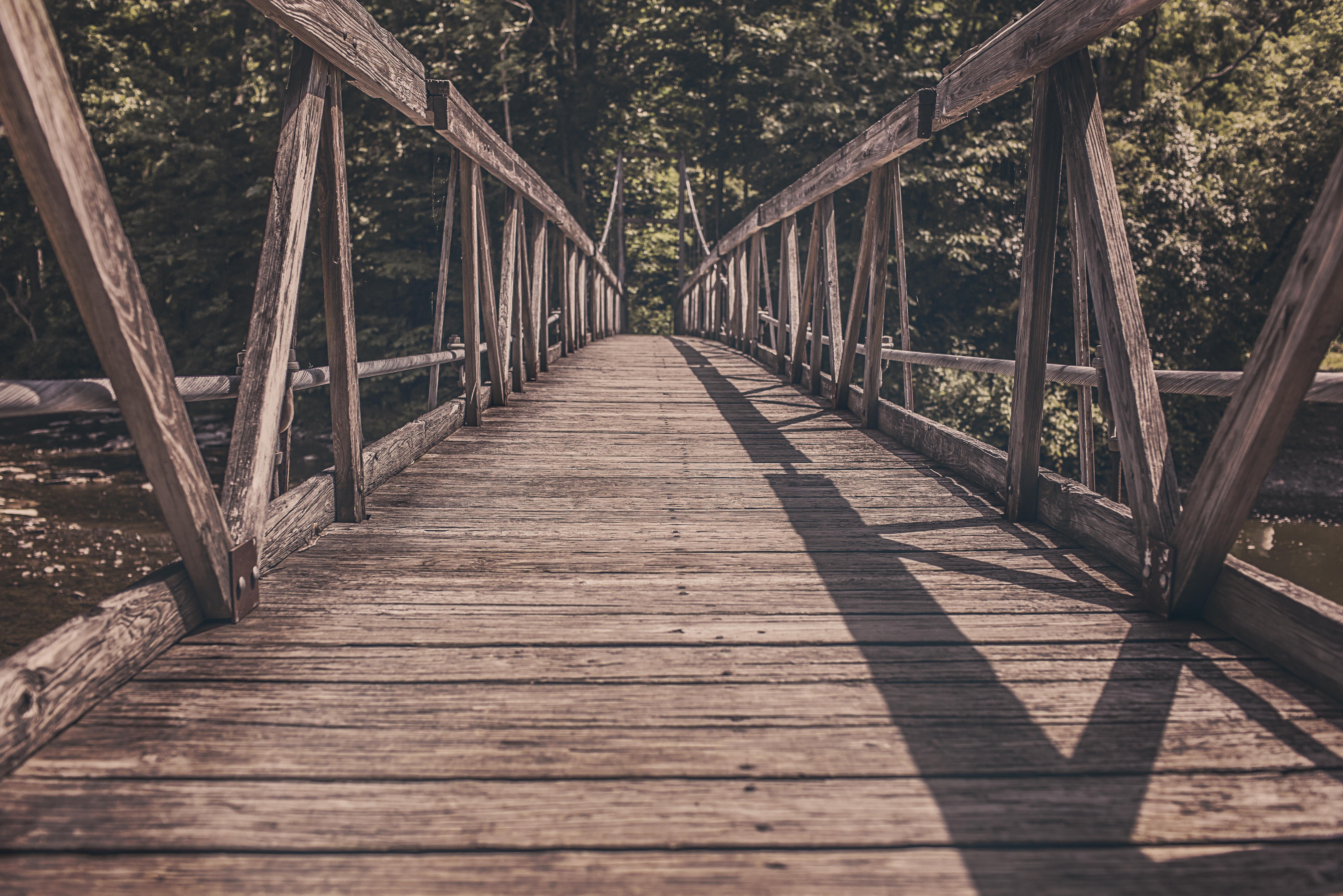 Free Stock Photo Of Bridge Footbridge Path