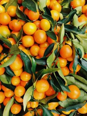 Foto Di Pile Of Oranges