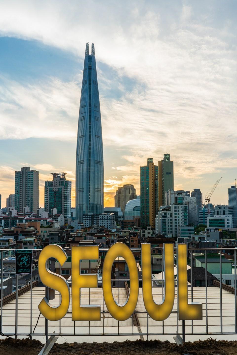 Destinations Seoul