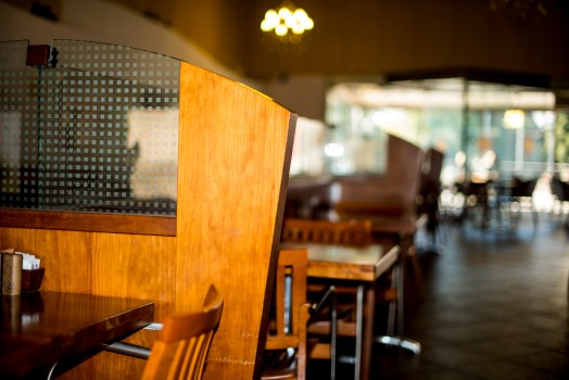 Table In Vintage Restaurant · Free Stock Photo