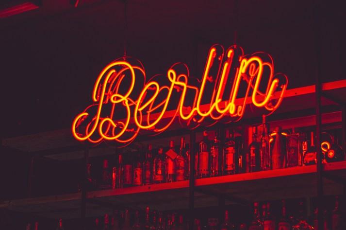 Berlin Signage