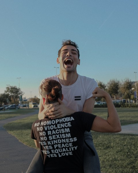 Photo of Man Carrying Another Man