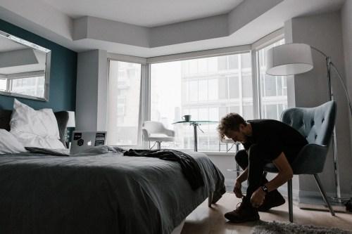 朝勉強ポイント③「朝のルーティンを持つ」