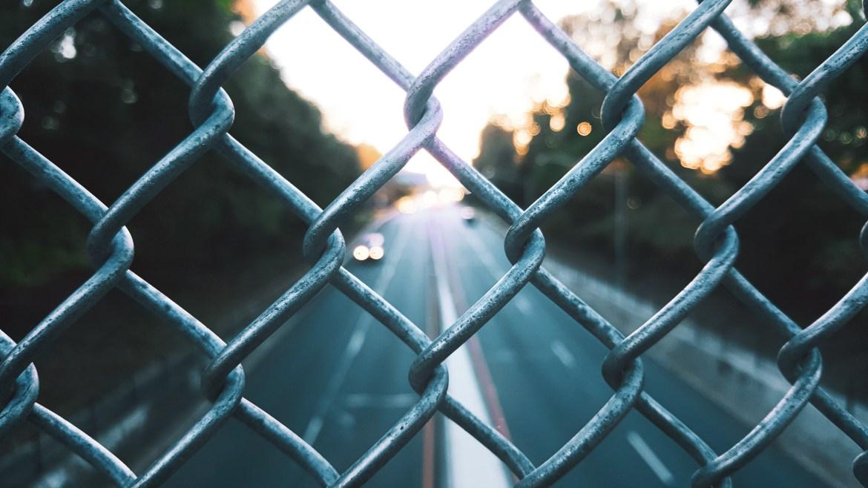 blur, cars, chain