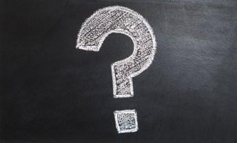 ask, blackboard, chalk board