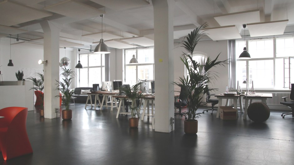 First impressions matter when you have a physical office space where customers can come visit