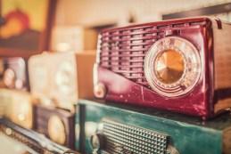 radios, vintage