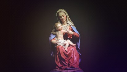 christianity, jesus, maria