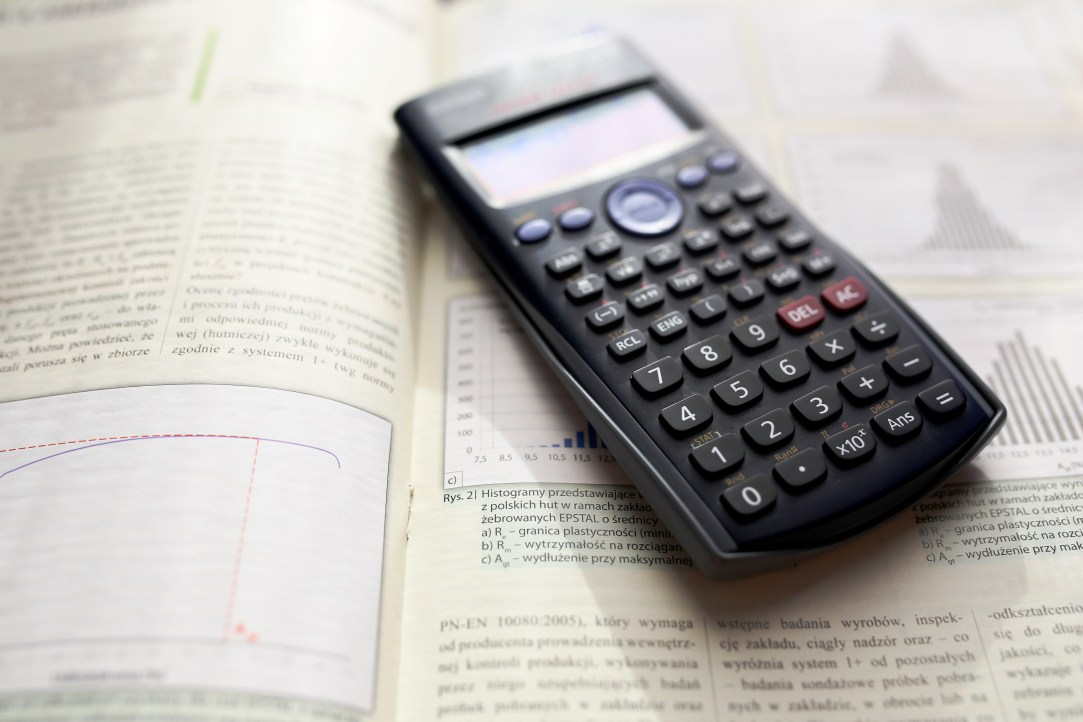 use of calculator for dyscalculia
