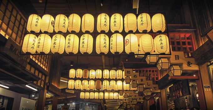 Free stock photo of light, architecture, market, decoration