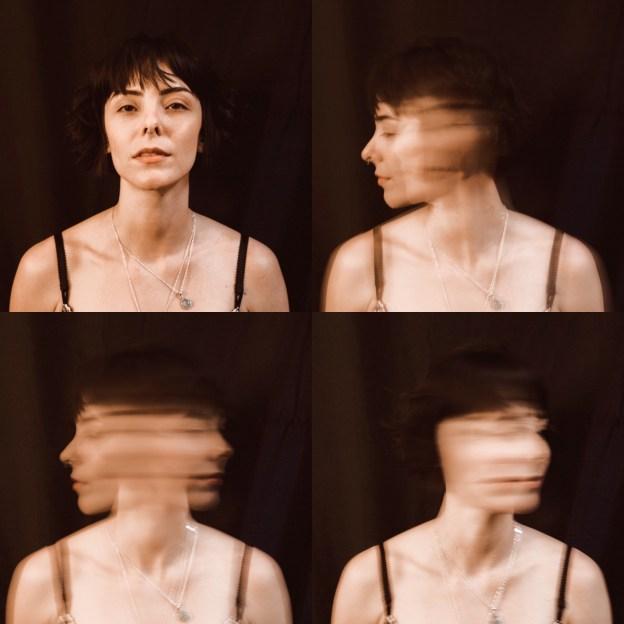 photos of  woman shaking head