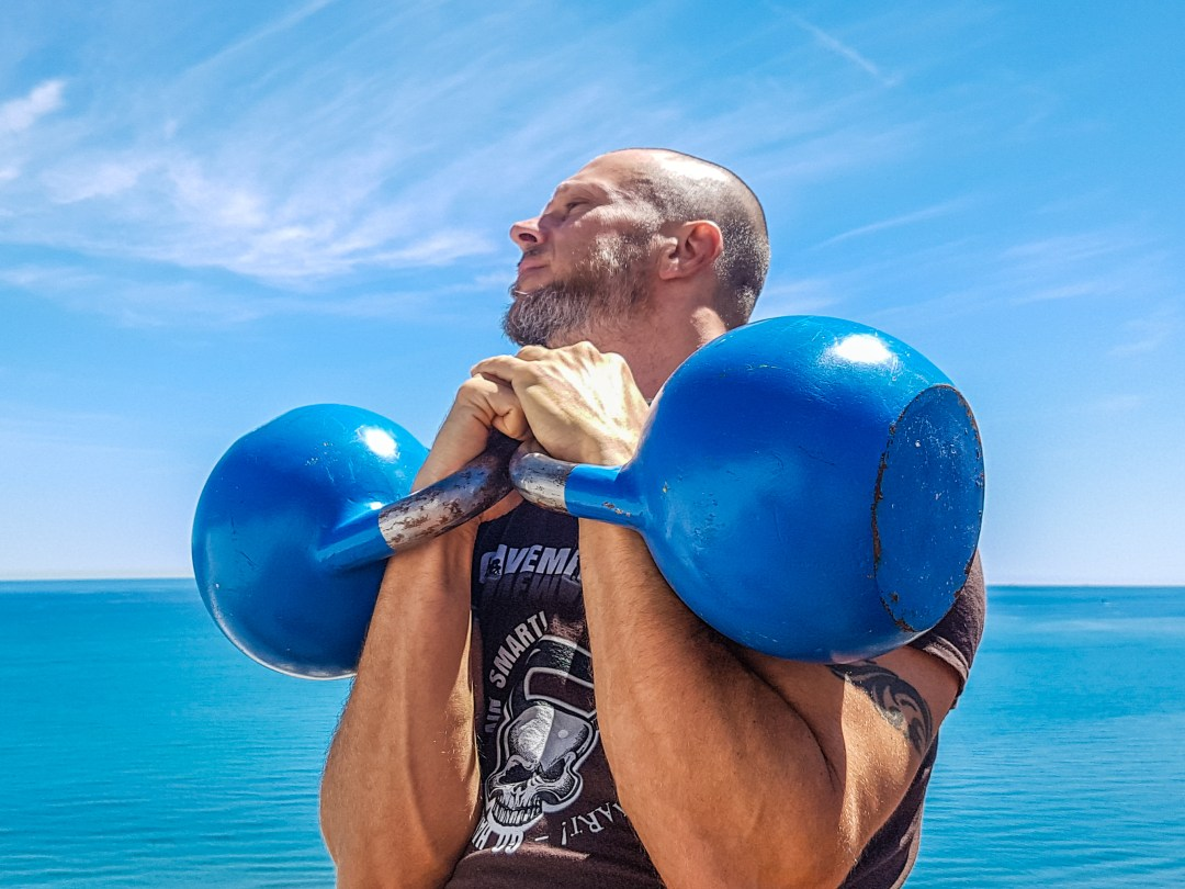 Building Incredible Functional Strength and Ultimate Health With Kettlebells