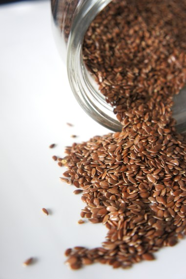 Brown Seeds in a Bottle