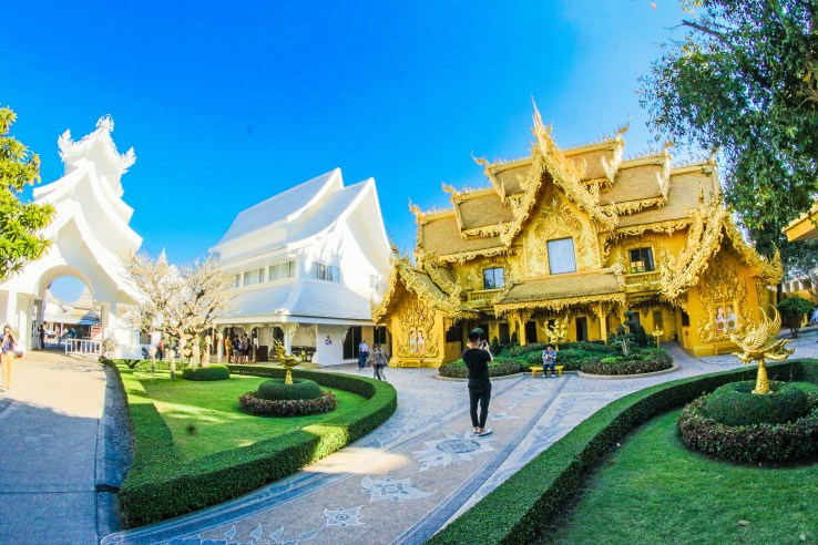 Photo of  Temples in Thailand