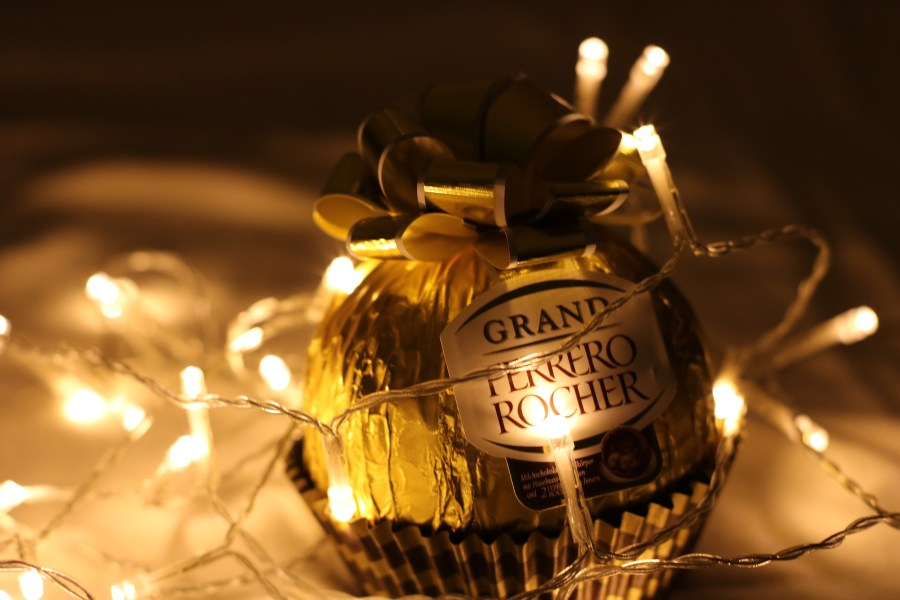 Grand Ferrero Rocher Bauble