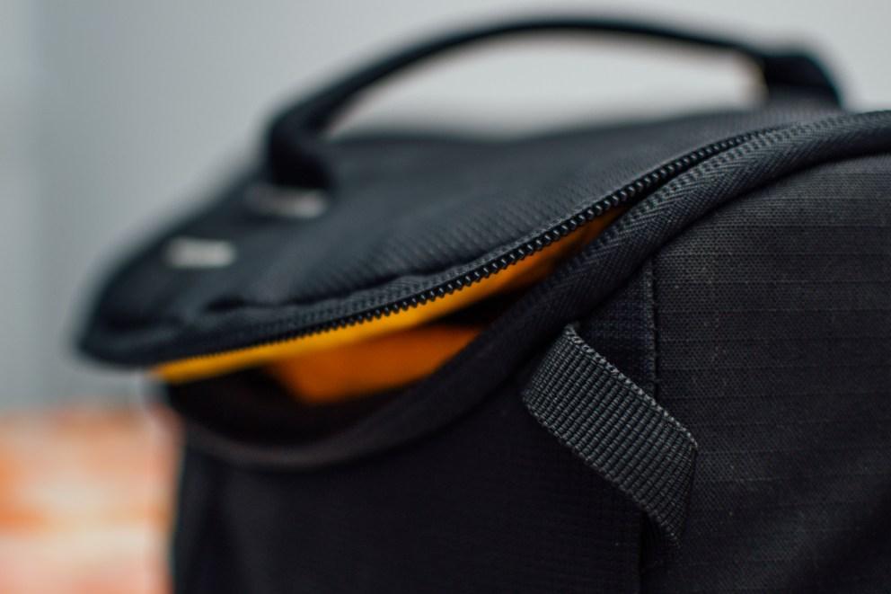 Black Soft Bag