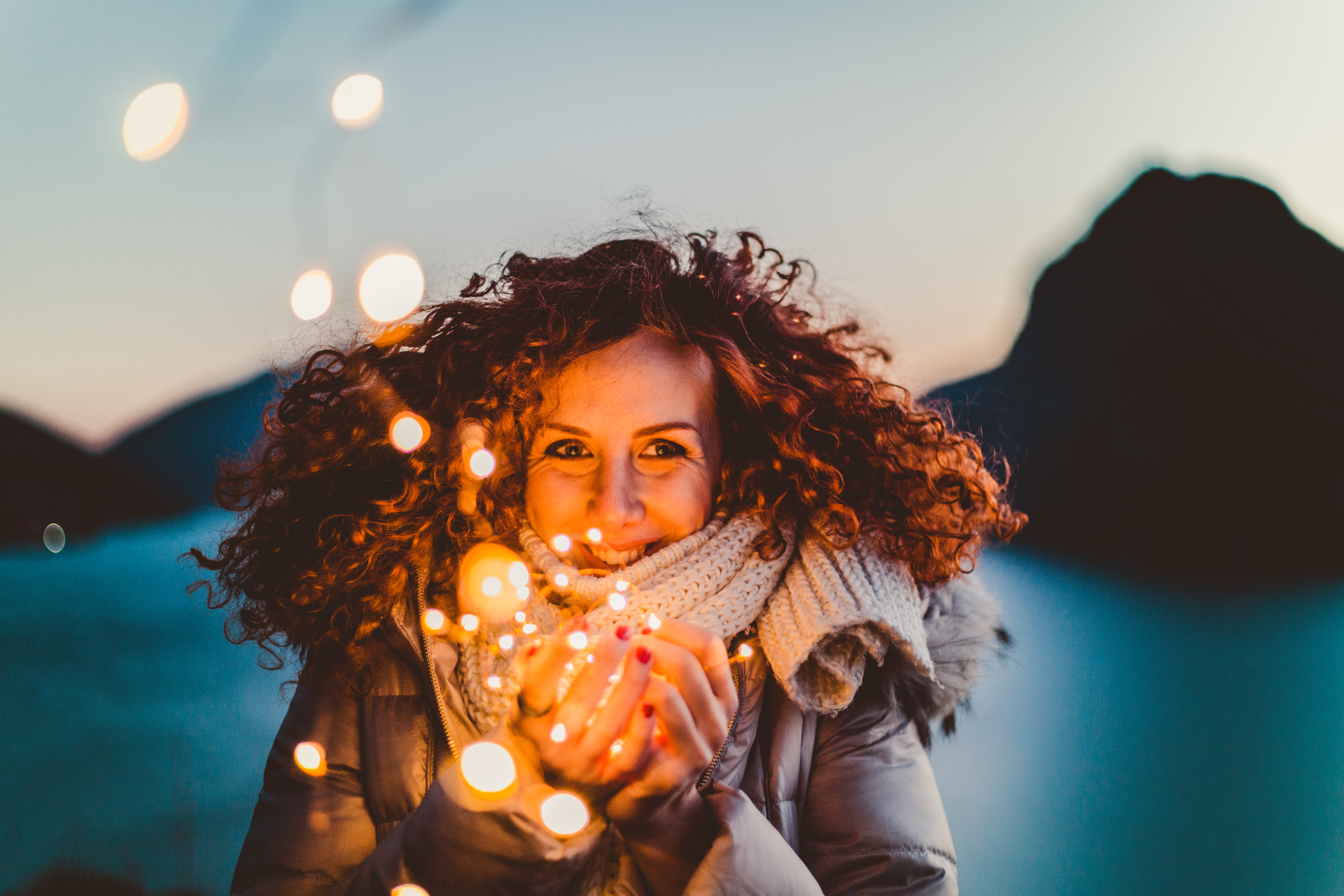 Free Stock Photo Of Crazy Curly Hair