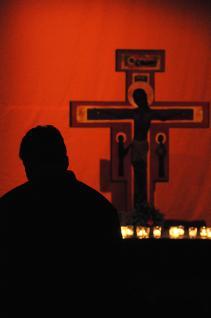 Zeit für ein Gebet