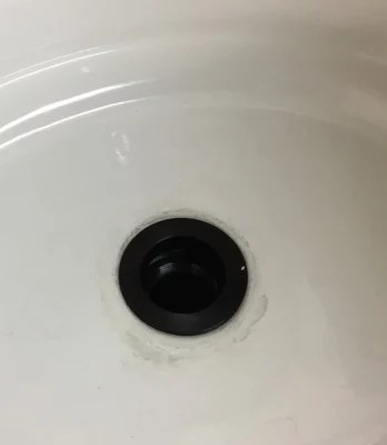 my pop up drain is not draining water