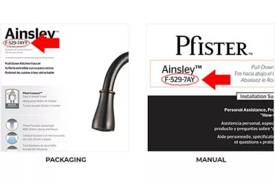 faucet pfister faucets
