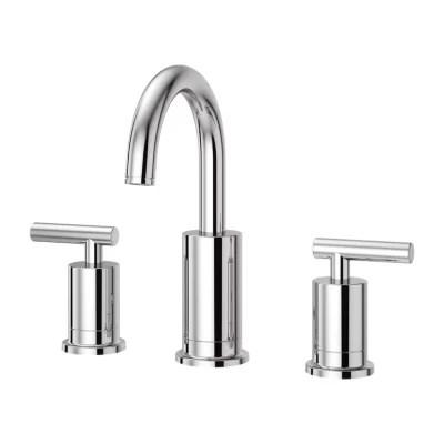 2 handle 8 widespread bathroom faucet