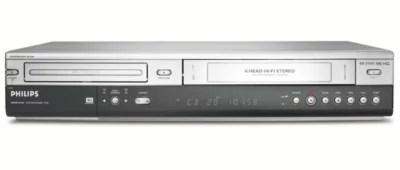 Dvd Recorder Vcr Dvdr3320v 05 Philips