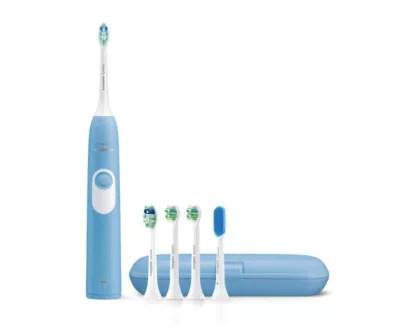 適合青少年使用的音波電動牙刷 HX6275/63 | Sonicare