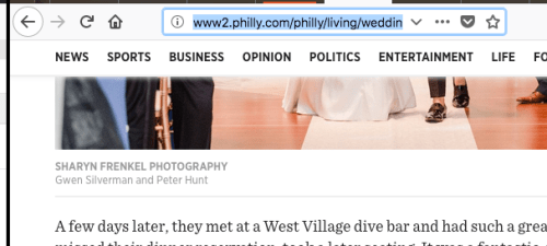 "Those Philly.com ""www2"" links explained: Testing on the Washington Post's Arc has begun"