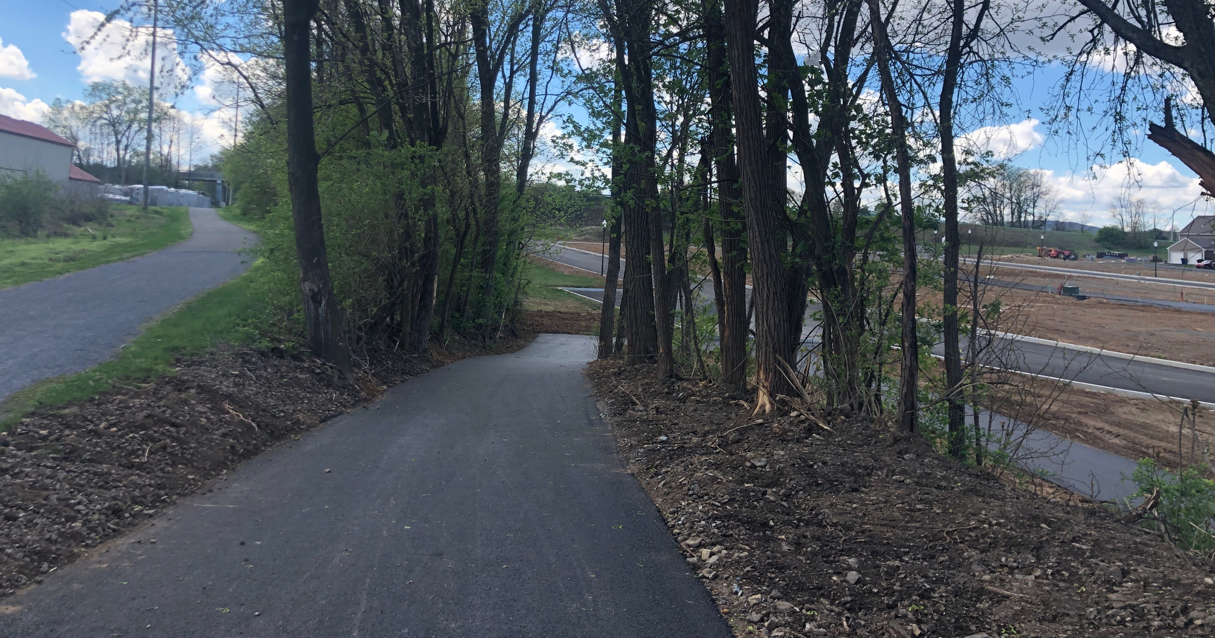 New Rails to Trails entrance opened at North Cornwall Commons
