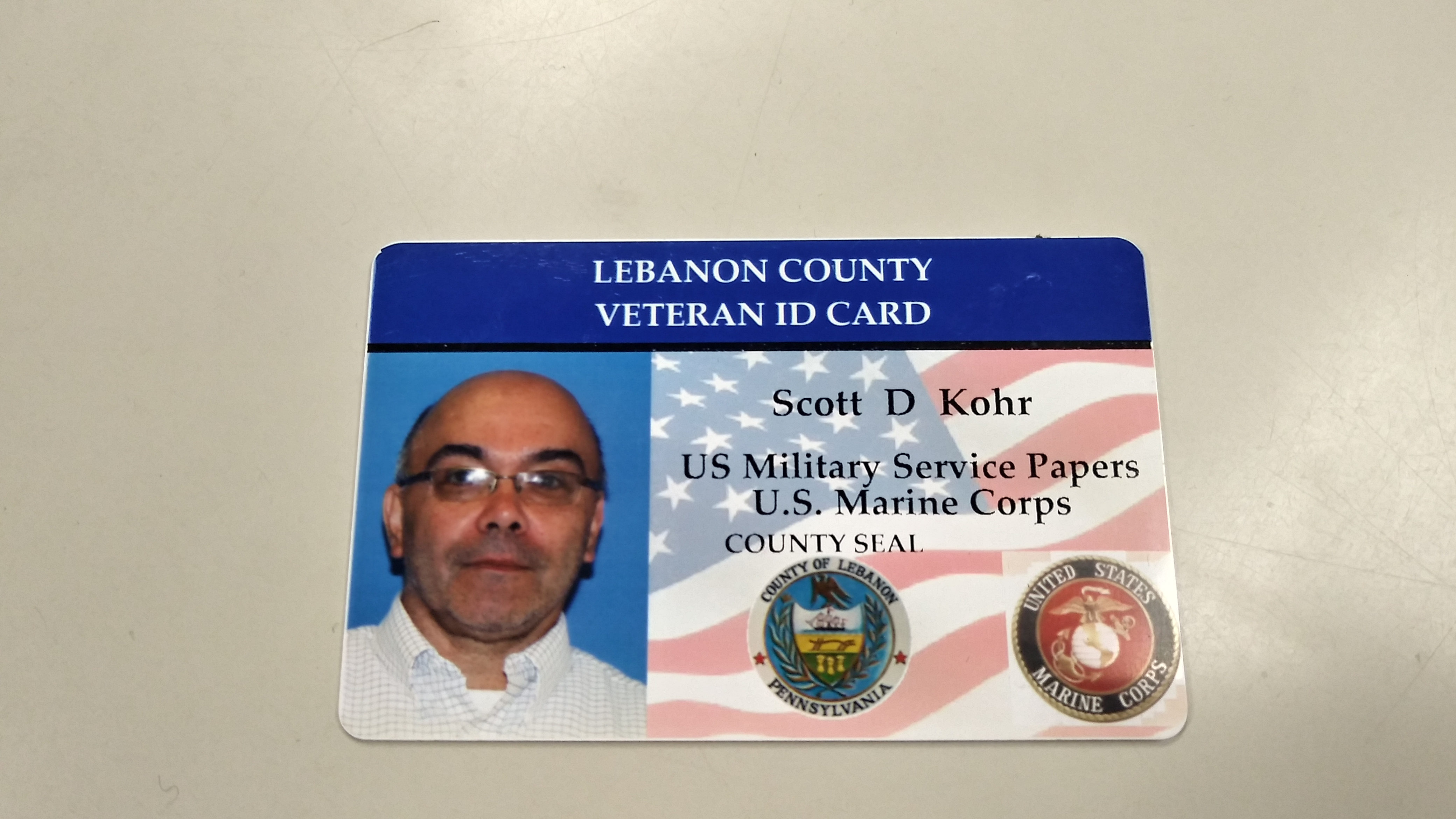 Lebanon County making free photo ID cards available to vets