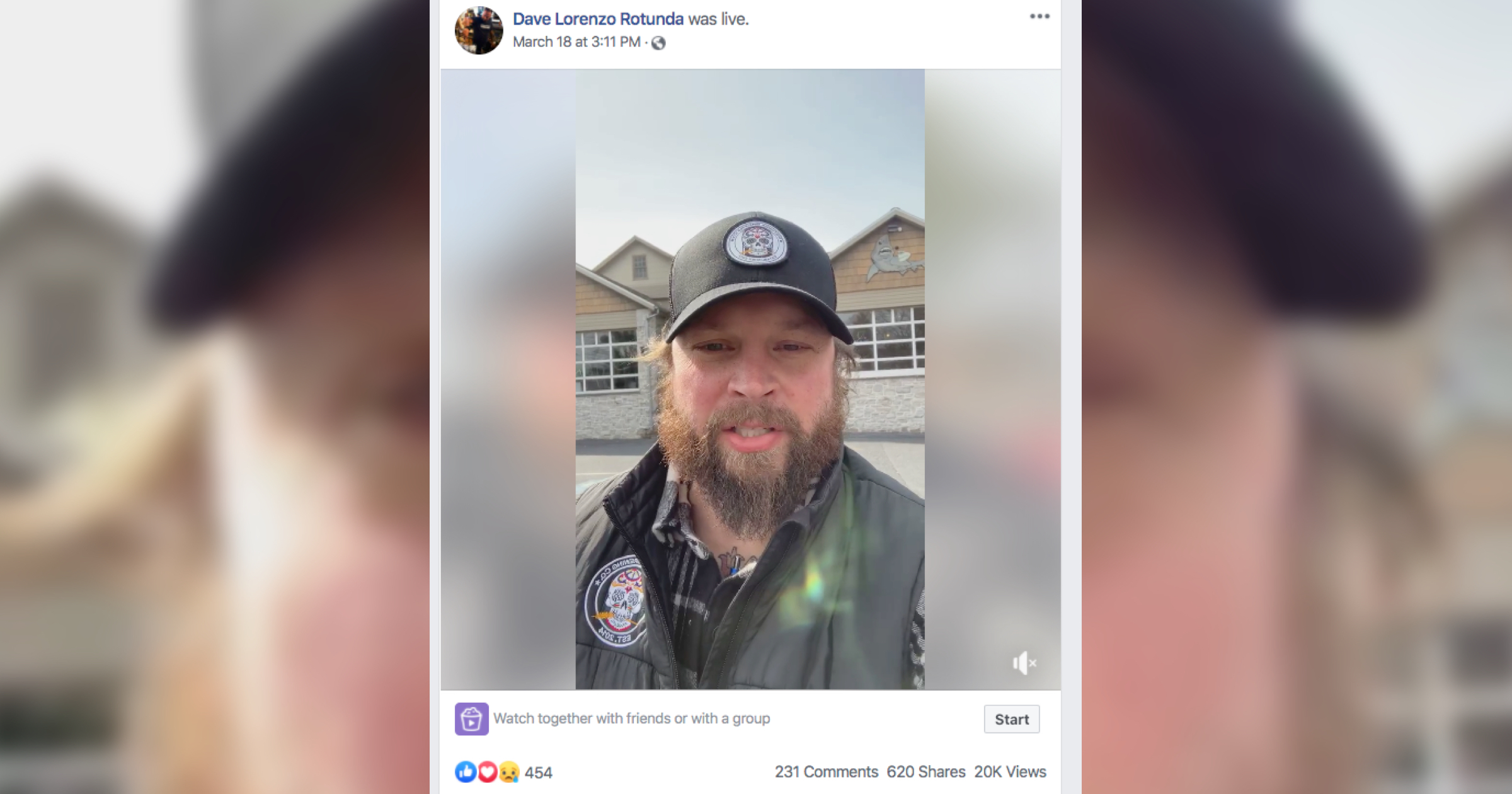 Local business owner's video message to Gov. Wolf about COVID-19 goes viral