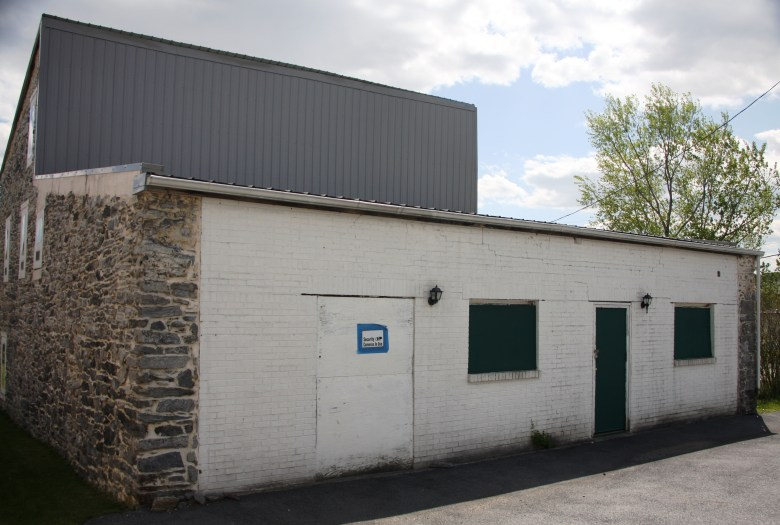 Light's Fort is Lebanon's oldest standing structure. Local historians and preservationists would like to see the building restored and turned into a museum.