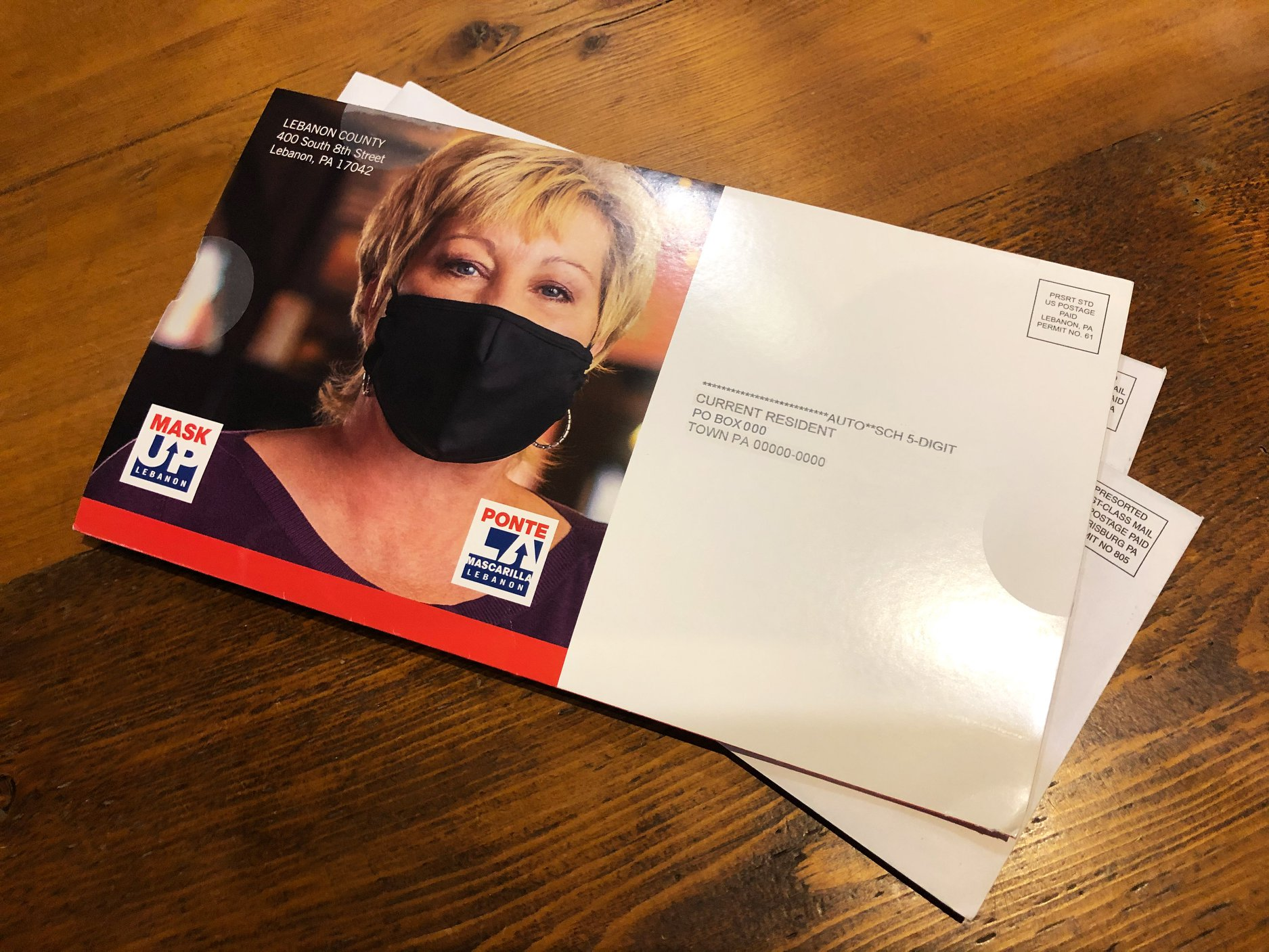 Mask Up mails masks to 55,000 county residences as part of CARES settlement