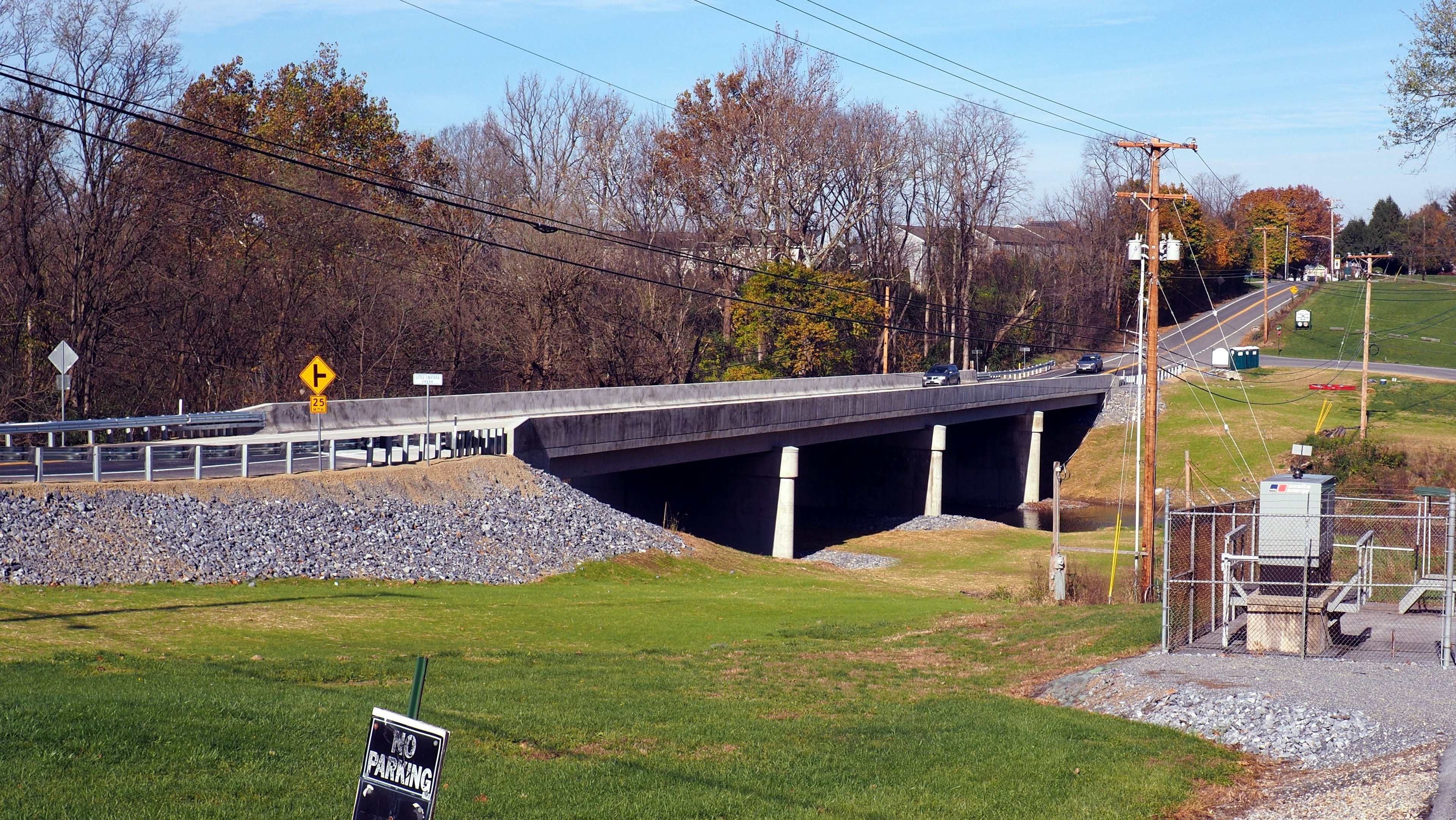 PennDOT finishes S. Lancaster Street bridge replacement ahead of schedule