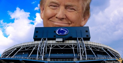 Sad! A Compilation Of President Donald Trump's Penn State-Related Tweets