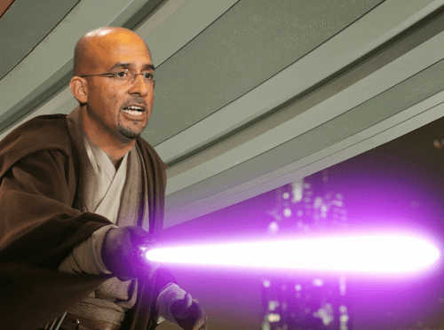 Penn State Personalities As Star Wars Characters