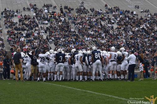 Penn State Releases Rosters For Blue-White Game