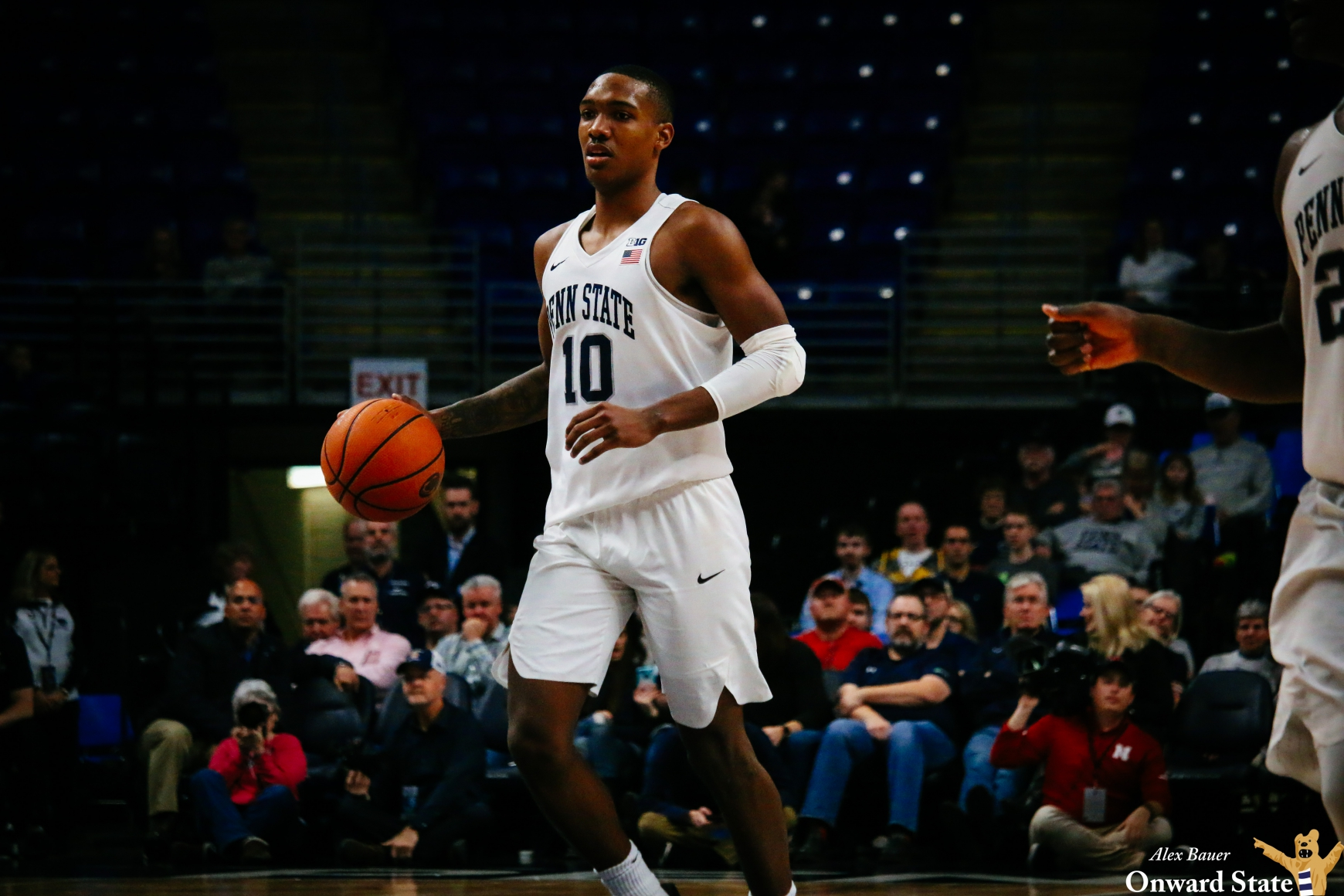Penn State's Tony Carr is headed to the National Basketball Association